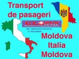 Moldova-Italia-Moldova