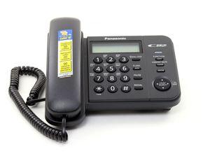 Telefon fix Panasonic TS2356UAB nou! Garantie! Livrare gratuita in oras!