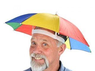 Оригинальный веселый зонтик шапка крыша над головой!