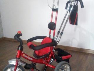 Se vinde tricicleta.