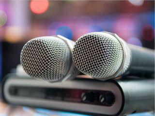Chirie radio microfon