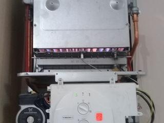 Котлы  Газовые установка профилактика ремонт VISSION  DUAL