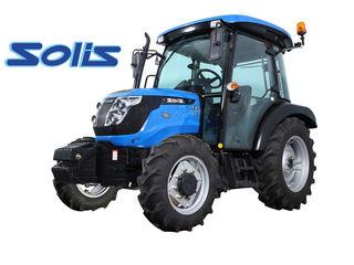 Tractor Solis (50 cai, 4x4) pentru lucru in campuri
