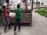 Вывоз строительново мусора + мощные грузчики.