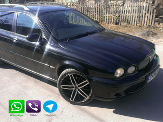 Jaguar X-Type 2001 - 2009