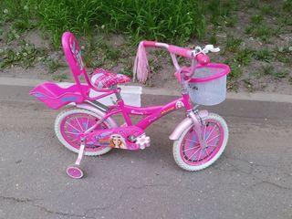 Bicicleta 4 - 8 ani
