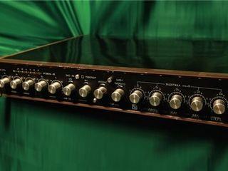 Звукопроцессор вестник ЗВП-081 и кроссовер электроника К-04, Audio-zvukovaea karta m-audio 29euro
