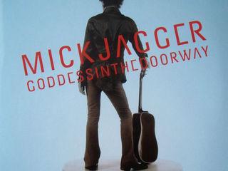 Vinyl Mick Jagger ' 2001