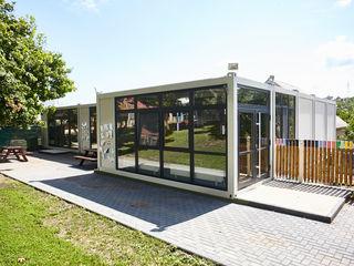 Модульные школы и детские сады
