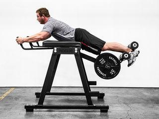 Супер тренажер для спины и ног.