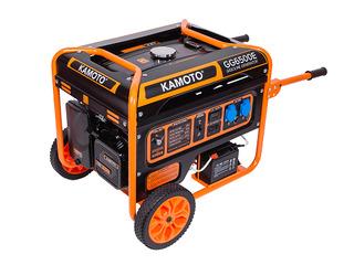 Generator electric pe benzina Kamoto GG 6500E/ Генератор - 12500 lei - FlexMag