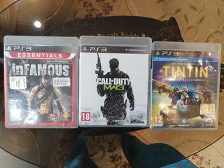 Jocuri Wii si PS3