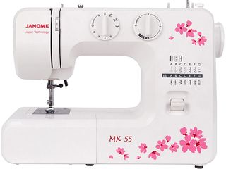 Лучшие японские швейные машины, оверлоки Janome, Juki, Brother в магазине Gemeni от 2500 лей.