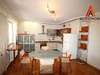 Rîșcani, str. Miron Costin, Parcul Afgan, 5 odăi, 170 m2, et. 2/6, Design Exclusiv!