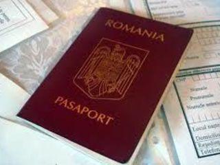 Buletin ro,Pasaport ro,,Certificat de nastere/casatorie!!Ridicarea actelor de la starea civila!!!!!!