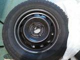 R13 шины с дисками мет. почти новые