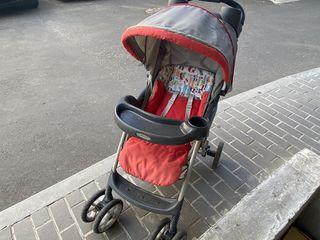 Graco коляска 3 в 1 всесезонная куплена в США. От рождения до 5 лет. Для мальчика или девочки