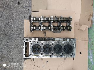 Головка, поддон,крышка клапанов ,поршня в сборе 2,2 CDI 170 л.с рестайлинг  двигатель 646.821