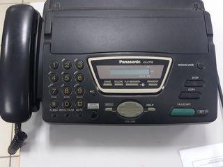 Telefon -fax Panasonic KX-FT76