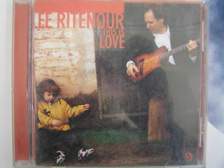 CD  lee  ritenour   this is love 1998