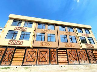 Prima rata 30000 euro-townhouse, 4 dormitoare + salon+ bucatarie+garaj+ograda+terasa pe acopers