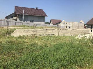 Cricova teren pentru constructie la pret avantajos