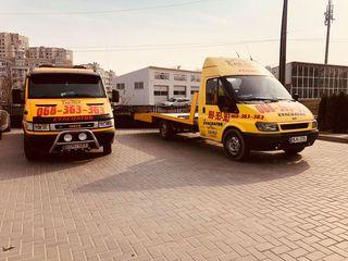 Evacuator .  Evacuator Non-Stop Chișinău
