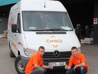 Chirie transport bus sprinter , transport la comanda, прокат авто кишинев