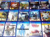 PS4 Jocuri de la 200-300-400 lei