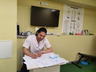 Массаж! Кинетотерапия и лечебный массаж!