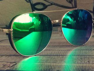 Новые зеркальные очки 120л