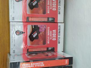 Продам Видео кассеты для чистки головки