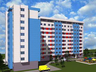 Se vinde afacere imobiliara ! Bloc locativ in constructie, 8 etaje !