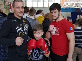 Kickboxing copii
