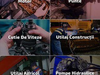 Reparatii motoare Deutz Perkins Cummins Kubota Yanmar Iveco CNH Isuzu Komatsu