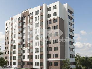 Apartament cu 3 camere, bloc nou, 92 mp, Durlești, 52440 € !