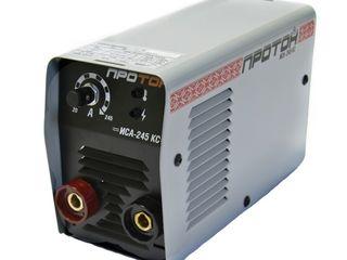 Сварочный аппарат Proton ИСА-245 КС - гарантия 1 год - бесплатная доставка! кредит!!