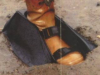 Болотоходы - Mudderboot
