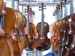 Мастеровые скрипки по лучшей цене в Молдове!!!