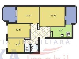 Dau in chirie odai separate in apartament cu 4 odai. (1 ocupata)