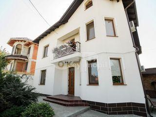 Casă 1 nivel, 100 mp, reparație euro, mobilat, Râșcani 550 €