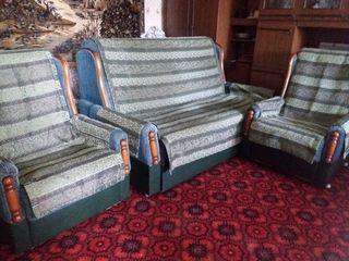 Продаю диван,  2кресла(комплект)