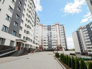 Apartament 3 camere, variantă albă, Ex-Factor - Buiucani 58000 €