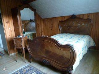 Спальная конец 19 века Людовик 15