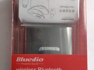 Bluetooth наушники Bluedio T Elf 2 - 400 лей.