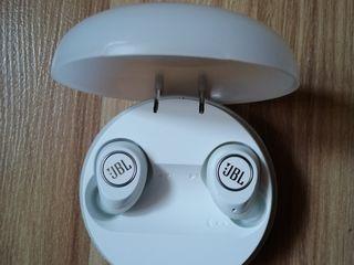 Casti Wireless JBL Free X In-Ear, White căști stare buna