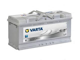 Аккумулятор 12V 110AH 920A Varta Silver Dynamic 610 402 092,Livrarea gratis la domiciliu,garantie