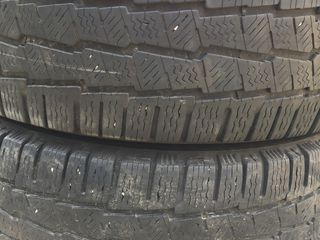 Michelin 215/65/R16 C m+s 2buc. Semperit 205/65/R16 C 4buc. Vredeștein 215/65/R16 C m+s 2buc.