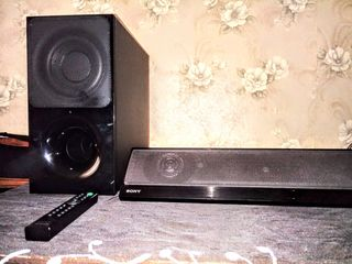 Звуковая панель, саундбар Sony HT-CT390,