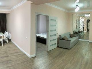 Apartament lunar bloc nou 2 dormitoare + living